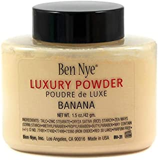 Ben Nye Banana Luxury Powder BV 31