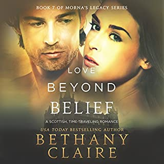 Love Beyond Belief audiobook cover art