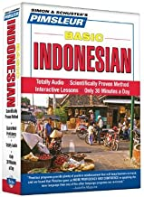 Indonesian, Basic: Learn to Speak and Understand Indonesian with Pimsleur Language Programs by Pimsleur (2010-12-14)