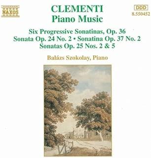 Keyboard Sonatina in C Major, Op. 36 No. 1: II. Andante