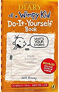 Diary of a Wimpy Kid: Do-It-Yourself Book by Kinney, Jeff