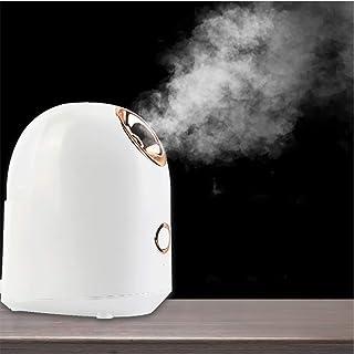 Facial Steamer, Professional Nano Ionic Warm Mist Facial Steamer Hot Moisturizing Face Sprayer Quality Spa Open Pores Blackheads Acne Clear Mini Home Humidifier