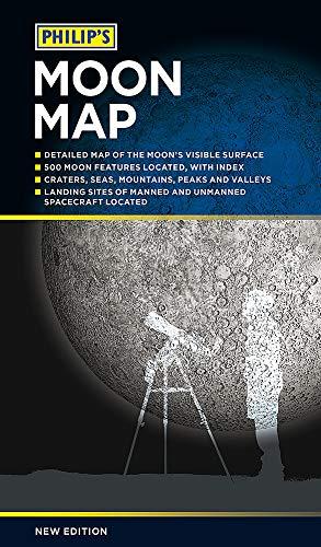 Philip's Moon Map (Philips Maps)