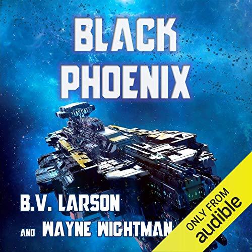 Black Phoenix cover art