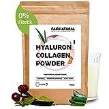 NUEVO COLÁGENO 2.0 I Hidrolizado de colágeno con ácido hialurónico, vitamina C de acerola, extracto de té verde y aloe vera (450g)