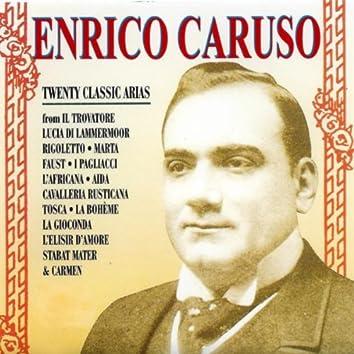 Twenty Classic Arias