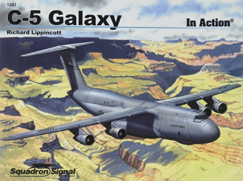 C-5 Galaxy in Action