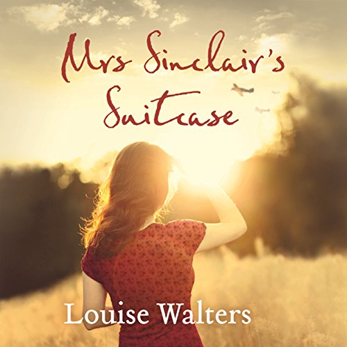 Mrs Sinclair's Suitcase audiobook cover art