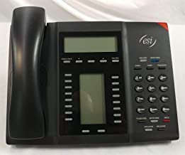 ESI 60D ABP 5000-0594 Self Labeling Digital Telephone with Full Duplex Speakerphone and Backlit Display (Renewed)
