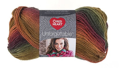 Red Heart Boutique Inforgettable Yarn, Polo