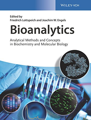 Bioanalytics: Analytical Methods and Concepts in Biochemistry and Molecular Biology (English Edition)