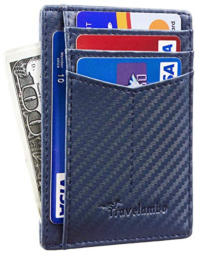 Our #3 Pick is the Travelambo RFID Wallet