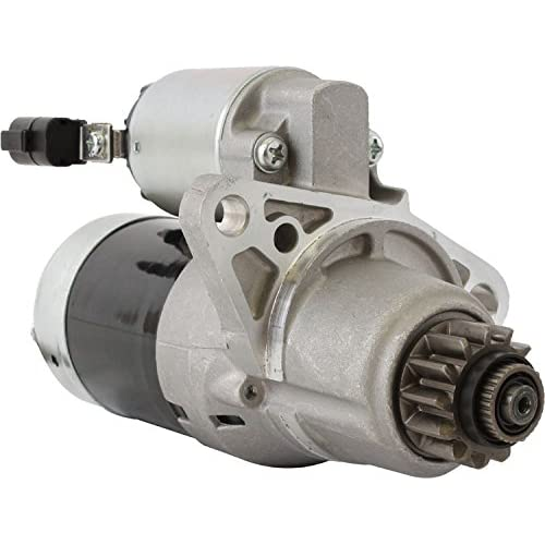 DB Electrical SMT0219 New Starter For Nissan 2.5 2.5L Altima w/Automatic Transmission (