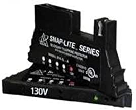 SNAP-IT 66-BLOCK w/ Protection w/ Diagnostic LED & 150mA Self Resettable Fuse, For Analog Circuits