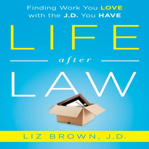 Life After Law audiobook cover art