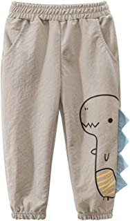 Ucoolcc Kinder Baby Jungen M/ädchen Hosen Long Pants Baby Sommer Baggy Harem Sweathose Plaid Freizeithose Alter 1-6 Jahre