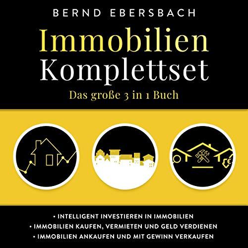 Immobilien Komplettset: Das große 3 in 1 Buch Titelbild