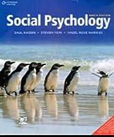 Social Psychology 9Th Edition [Paperback] [Jan 01, 2013] Fein Kassin Markus