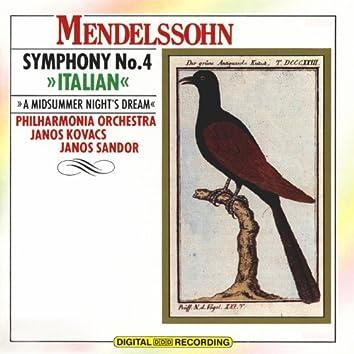 Mendelssohn: Symphony #4 - Midsummer Night's Dream