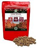 Vid Roja | 90 comprimidos de 550 mg | NAKURU Power | Polvo orgánico secado y comprimido en frío | Analizado y acondicionado en Francia | La Planta de Piernas Ligeras!