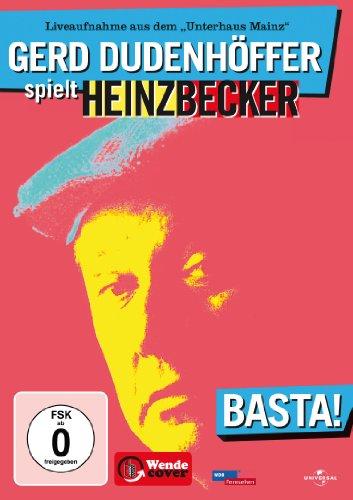 Gerd Dudenhöfer spielt Heinz Becker: Basta!