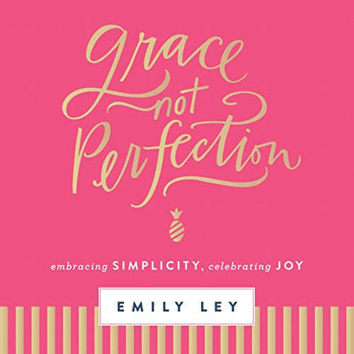 Grace Not Perfection cover art