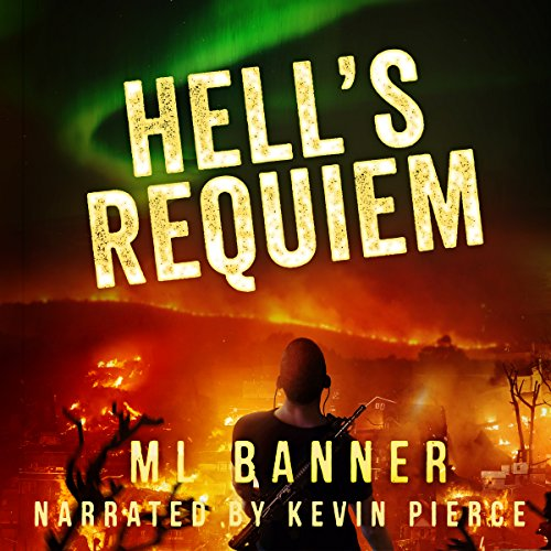 Hell's Requiem audiobook cover art