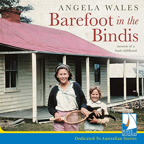 Barefoot in the Bindis audiobook cover art