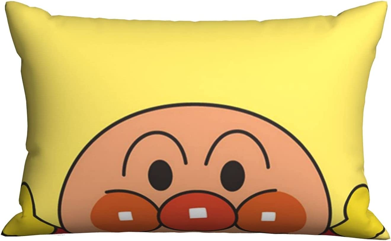 Anpanman Hero Ranking TOP11 Bed Pillows Queen Size Bombing new work Luxury Inches Hote X 30 20