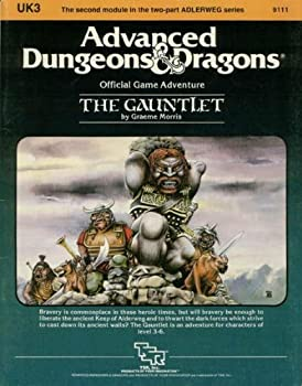 The Gauntlet (Advanced Dungeons & Dragons Module UK3) - Book  of the Advanced Dungeons and Dragons Module #C4