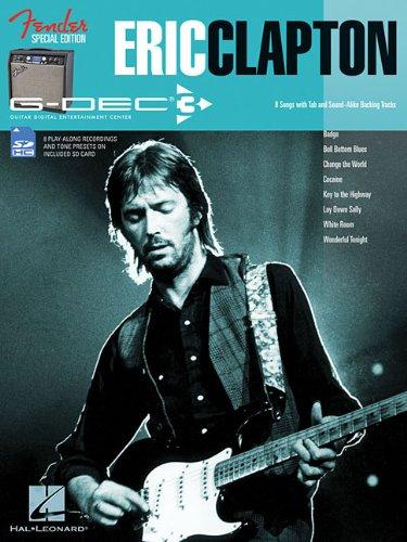 Fender Special Edition g de dec de Guitar Play Along Pack: Eric Clap Ton. Para Guitarra Tablatura, Guitarra