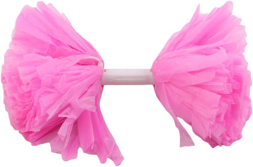 Flybloom Cheerleader Pompons Cheerleading Pom for Sports Ga Direct store Poms Same day shipping