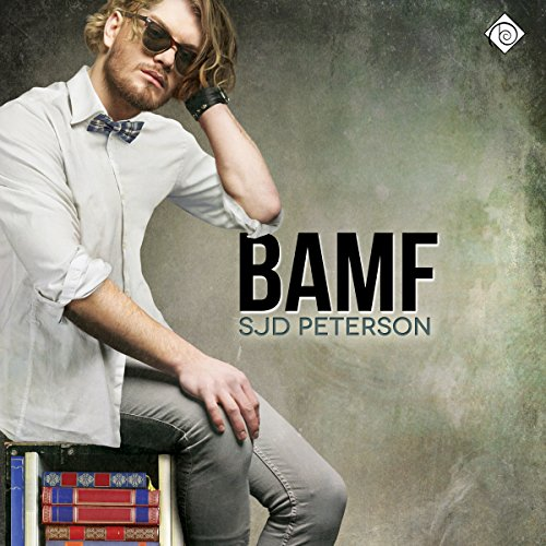 Bamf audiobook cover art