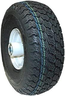 Rotary 10106 Front Wheel Assembly - 11 x 400 x 4 (Gray)