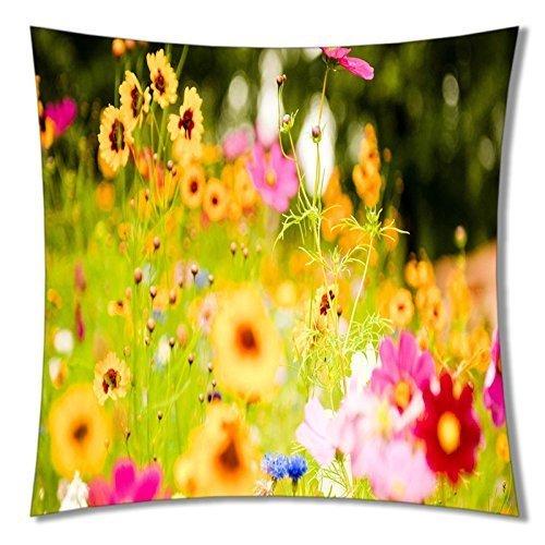 B-ssok High Quality of Pretty Flower Pillows A131