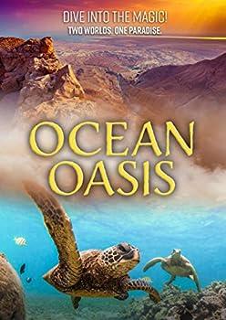 DVD IMAX: Ocean Oasis Book