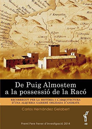 De Puig Almostem a la possessió de la Racó (Arbre de mar)