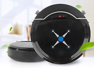YIKAY Robot odkurzacz, maszyna zamiatająca odkurzacz domowy 360° ochrona czujnika, samoładowanie, super cichy, czyści futr...