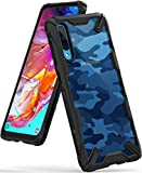 Ringke Fusion-X Design DDP Compatible with Galaxy A70 Case,