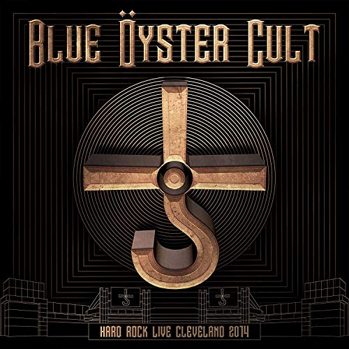 Blue Oyster Cult - Hard Rock Live Cleveland 2014 (Blu-Ray)