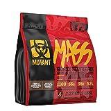 Mutant Mass Muscle Mass Gainer - 2.27 kg (Triple Chocolate)