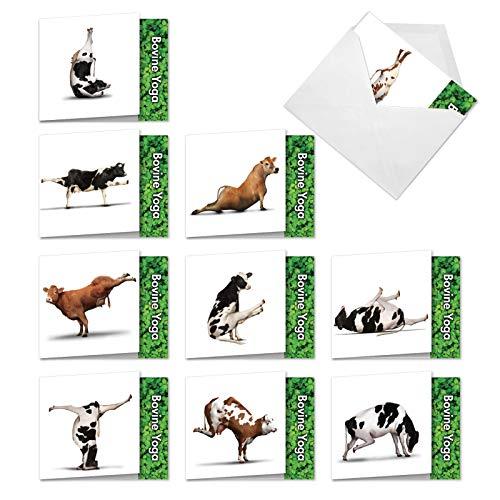 Animal Yoga Cards