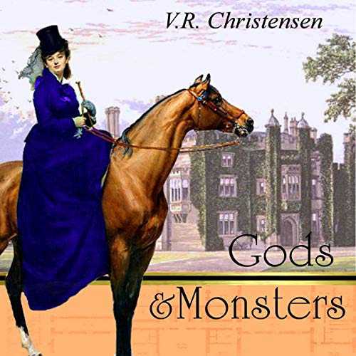 Gods and Monsters audiobook cover art