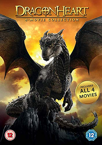 Dragonheart - 4 Movie Collection - Dragonheart - 4 Movie Collection (1 DVD)