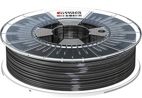 Formfutura TPU (Thermoplastic PolyUrethane) 3D Printer Filament, Black (Pack of 1)
