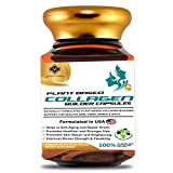 mountainor Plant Based Collagen Builder Capsules for Healthy Glowing, Brightening, Repair Skin, Hair