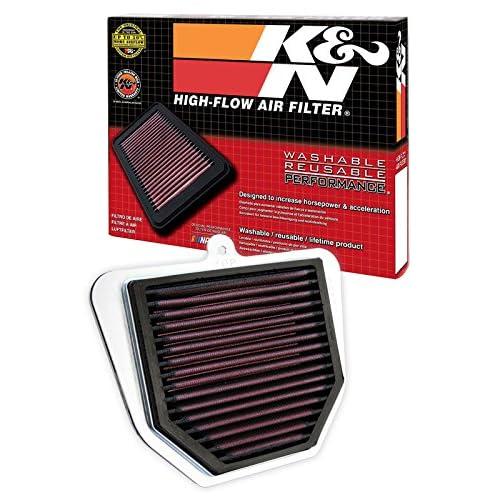 K&N YA-1006 Yamaha High Performance Replacement Air Filter