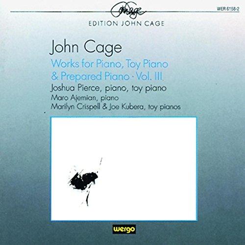 Werke für Klavier und präpariertes Klavier Vol. 3