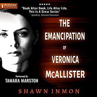 The Emancipation of Veronica McCallister audiobook cover art