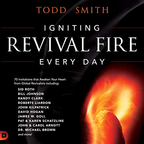 Igniting Revival Fire Everyday cover art